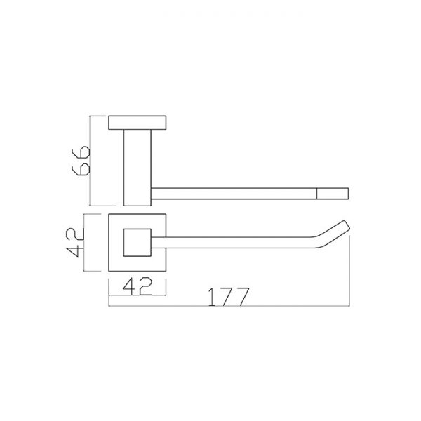 17 Series Toilet Roll Holder