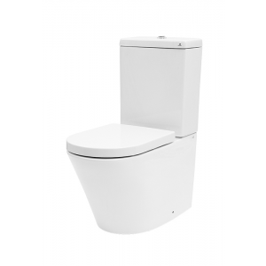 Cal Wall Faced Toilet Suite (Bottom Inlet)