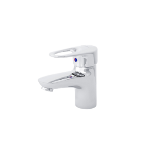 Fenice Basin Mixer with P&W