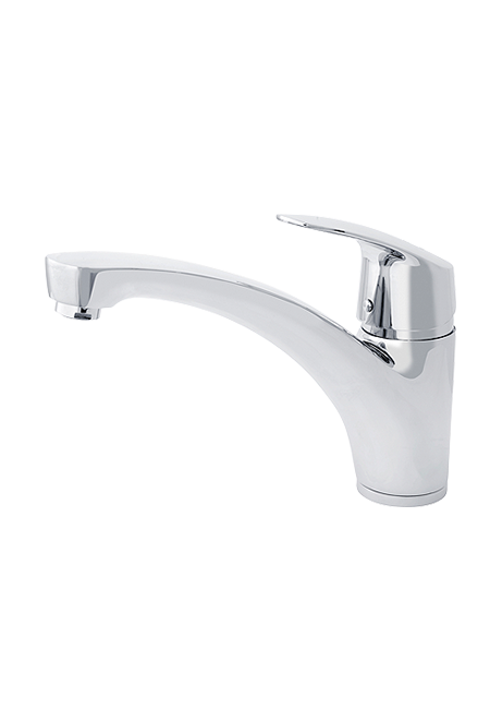 Milano Kitchen Mixer Solid Cast Spout