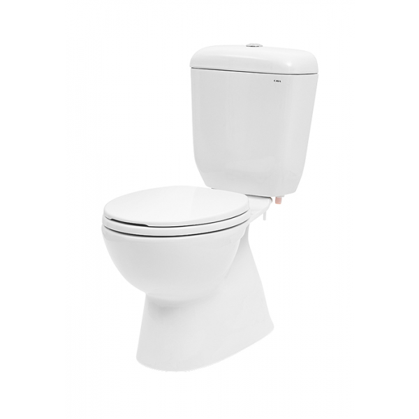 Neo Close Coupled Toilet Suite