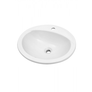 Ovale 530 Drop In Basin
