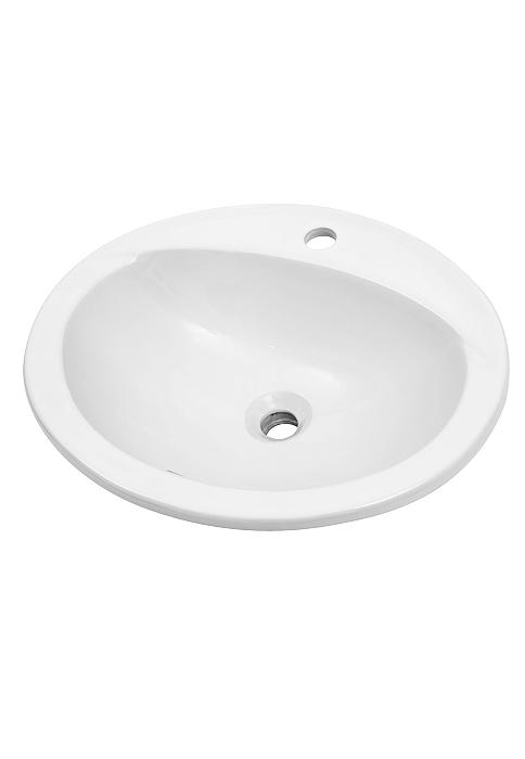 Ovale 530 Drop In Basin