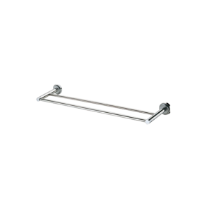 Cirque Double 600 Towel Rail